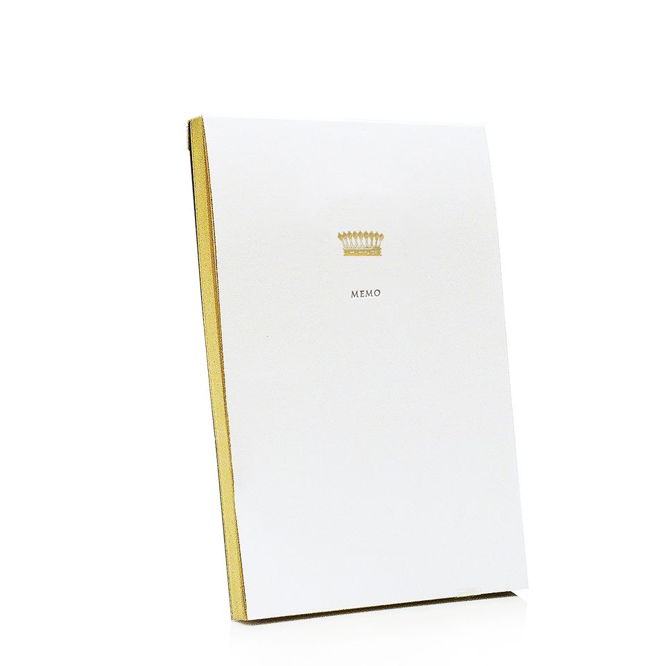 Small Crown Jotter