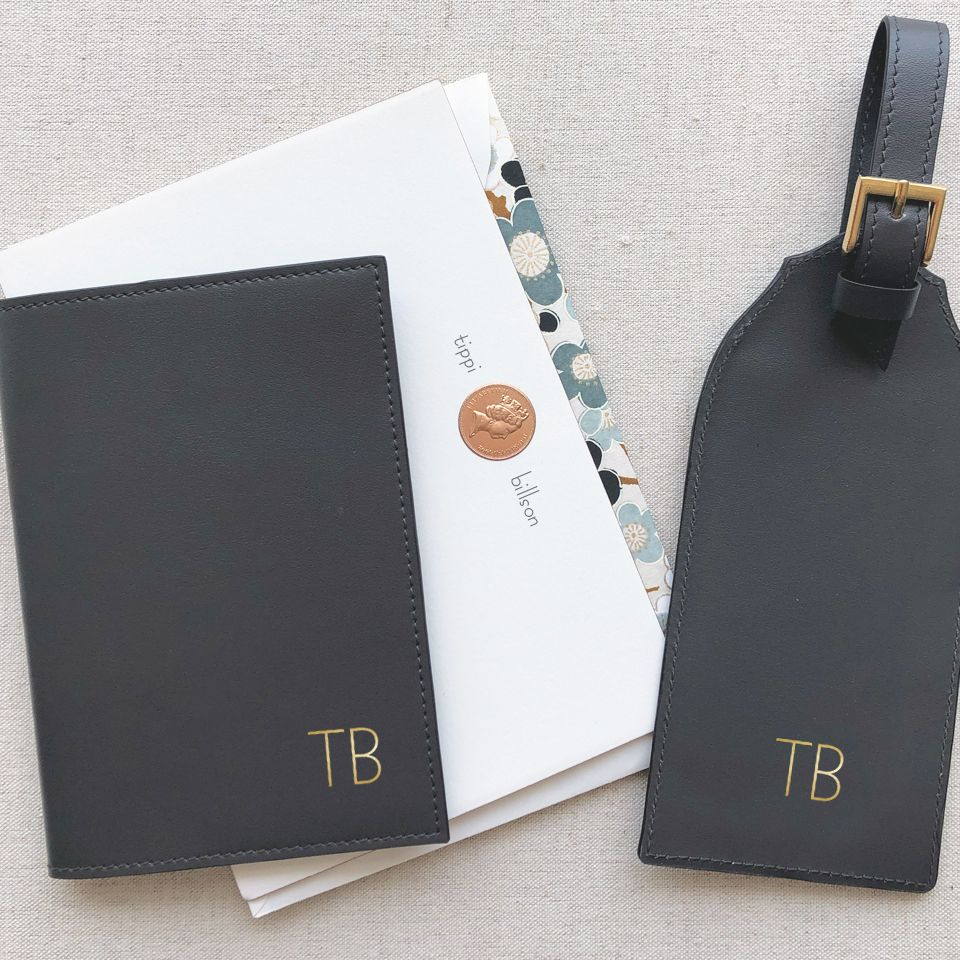 Bespoke Two Cents Stationery