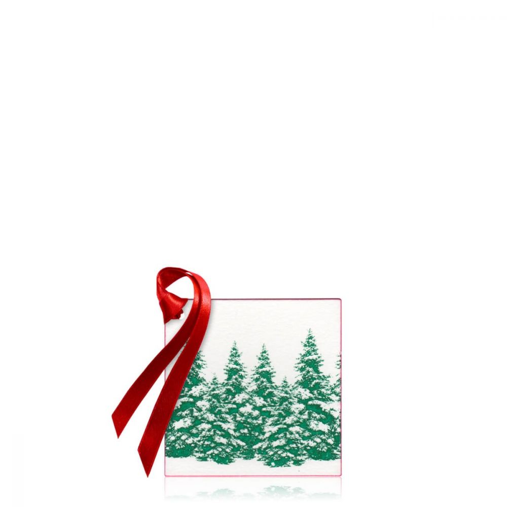 Pine Forest Gift Tag