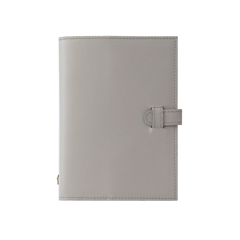 Dove Grey Jotter Cover