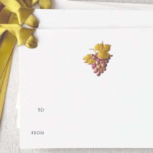 What a Cluster Gift Tag