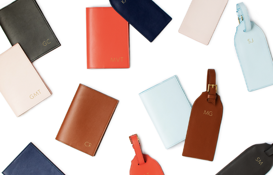 personalized leather valentine gifts
