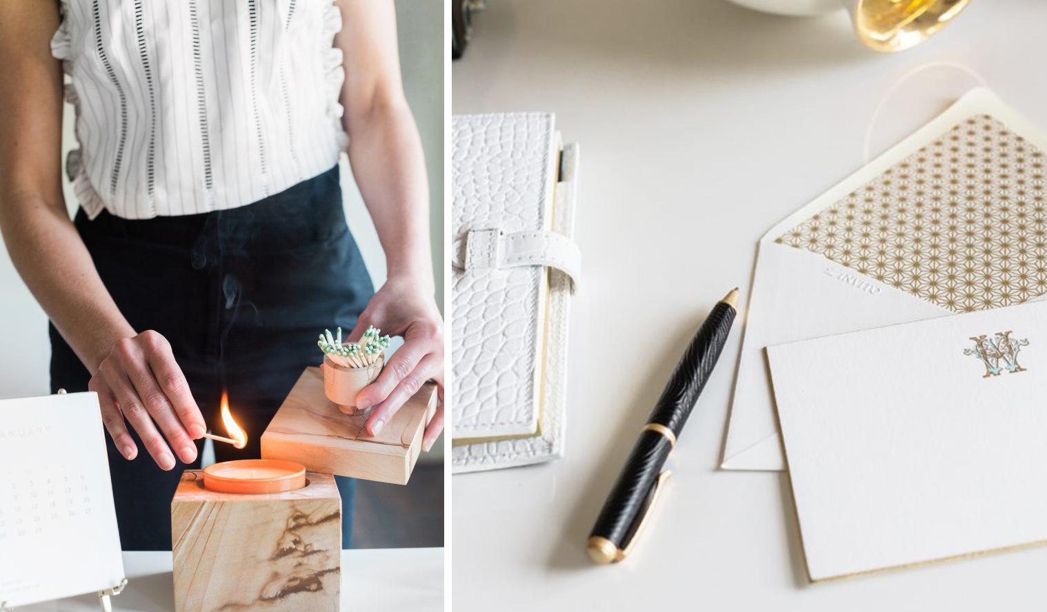 etiquette911 dress your desk for success